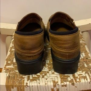 Ariat Shoes - Ariat Brown Leather Clogs Size 6.5